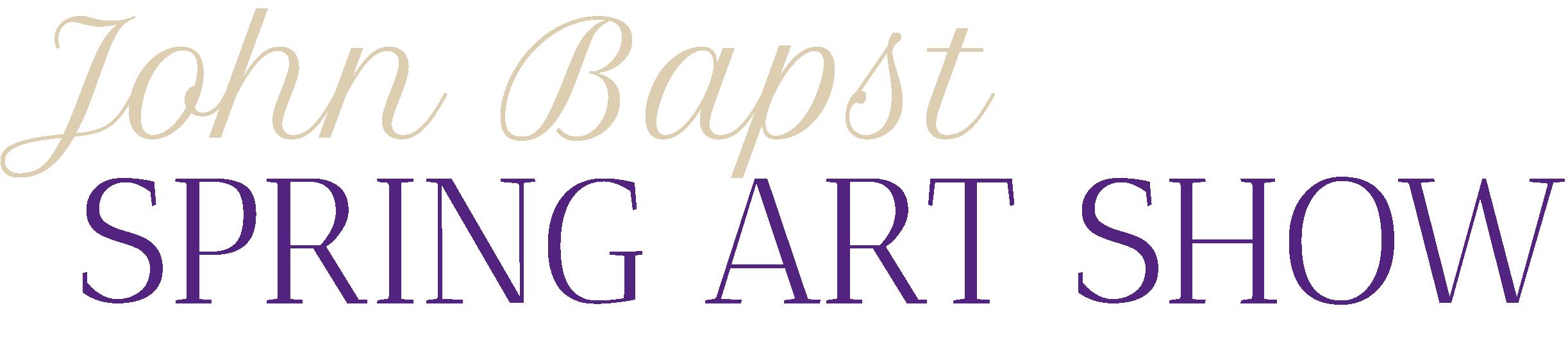 Bapst Art Show